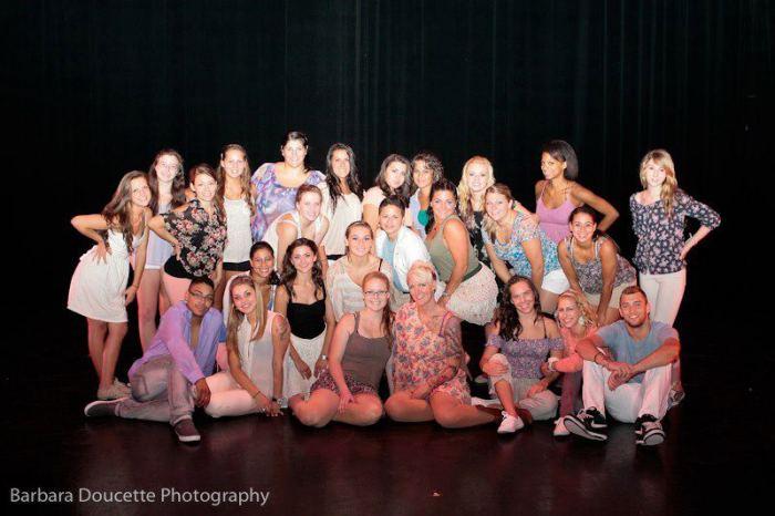 D2S dancers - 2012 Benefit Show
